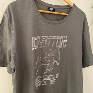 Led Zeppelin Tshirt XL